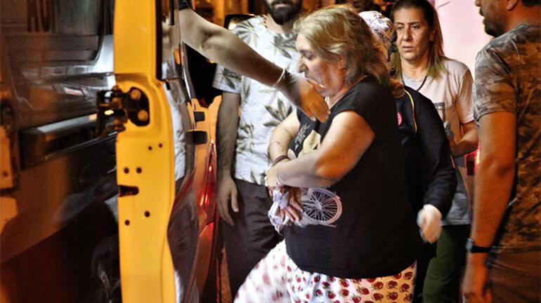 Akılalmaz olay Polise ateş açıldı, balkonda uyuyan kadın vuruldu