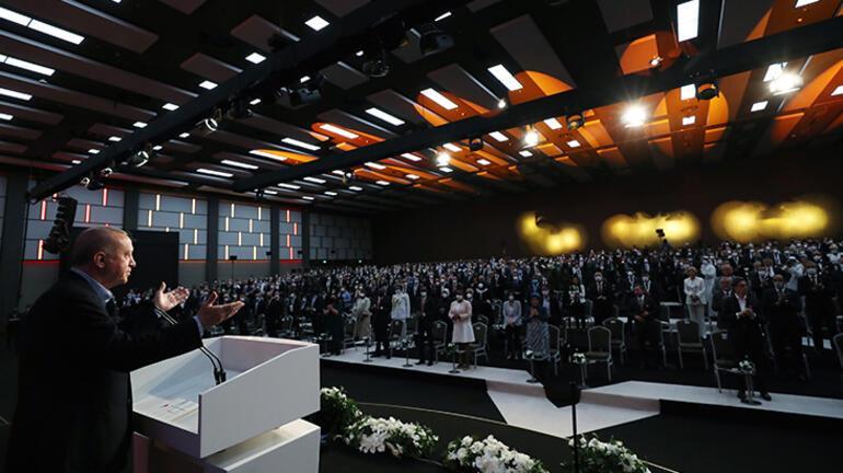 Son dakika... Cumhurbaşkanı Erdoğan noktayı koydu: Hazımsızlığın ürünüdür