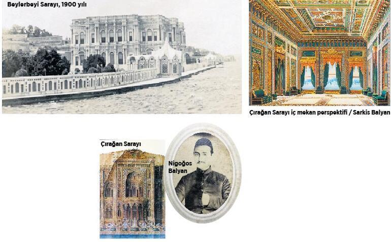 Osmanlı saraylarına imzasını atan aile