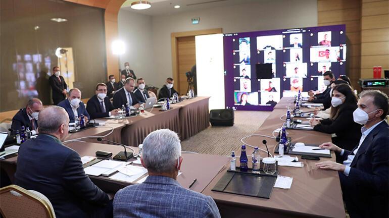 Son dakika haberleri: Cumhurbaşkanı Erdoğana babalar günü sürprizi