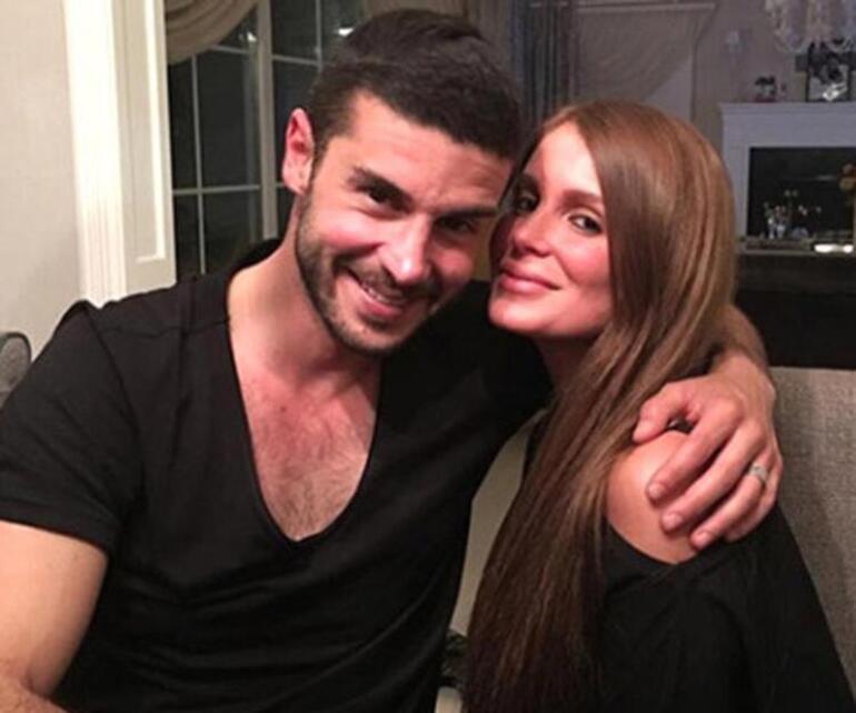 Berk Oktay ile Merve Şarapçıoğlu arasında mal paylaşımı davası başladı