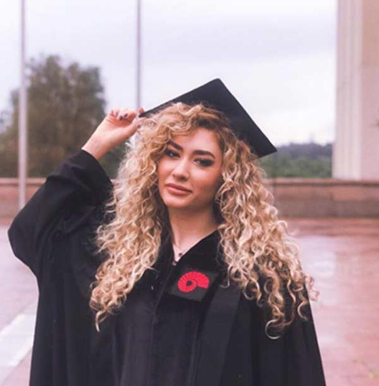 Sena Şener mezun oldu: Konserler ve sınavlar arasında mekik dokudum