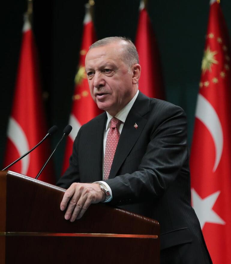 Son dakika: Erdoğandan turizme KDV desteği müjdesi 1 ay uzatıldı