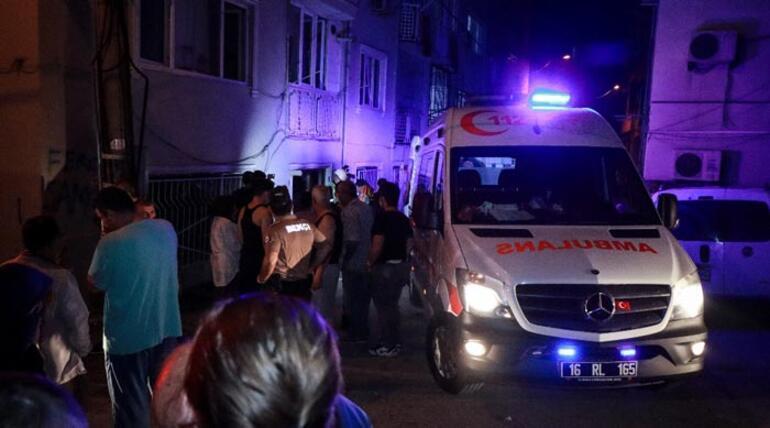 Korku dolu gece Mahsur kalanlar tahliye edildi