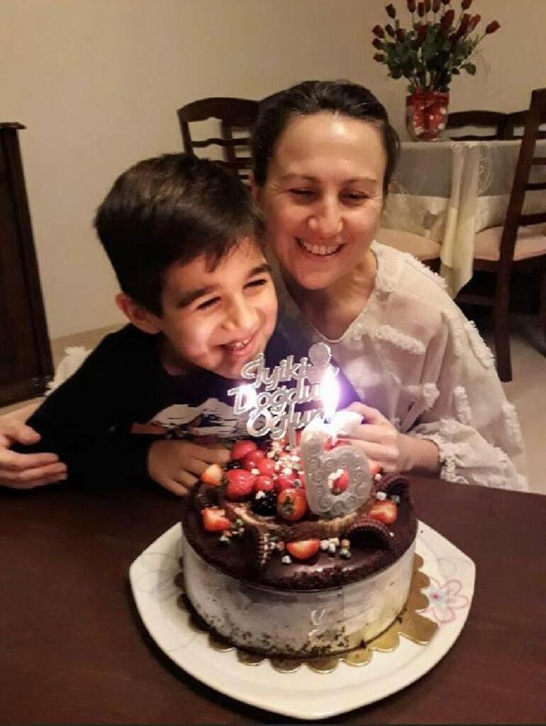 Ümraniyedeki koca dehşeti 7 yaşındaki Kerem de hayatını kaybetti