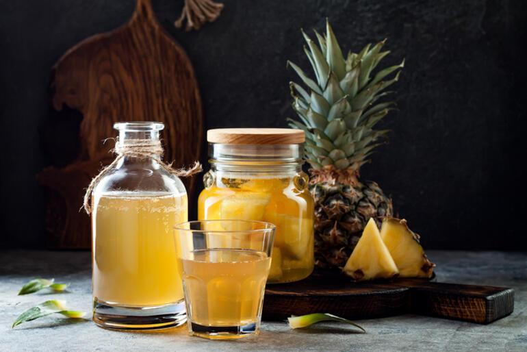 Ananasın Faydaları Nelerdir Ananas Suyu ve Kabuğu Ne İşe Yarar