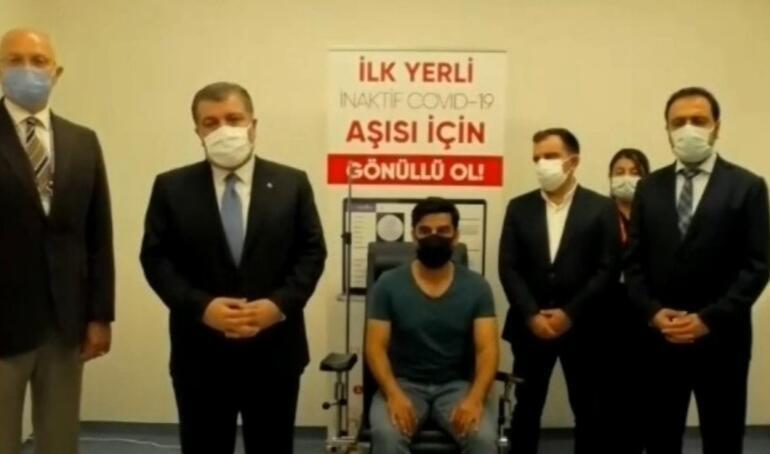 Son dakika... Yerli aşıda faz-3e geçildi Cumhurbaşkanı Erdoğandan açıklamalar