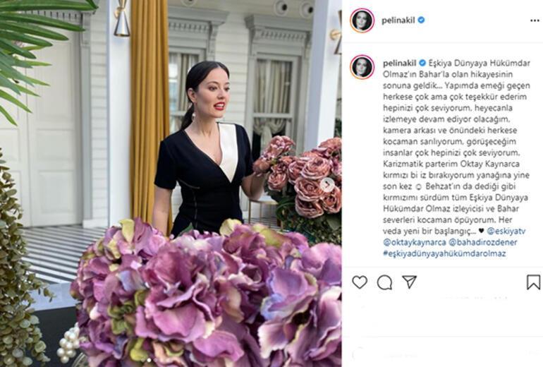 Eşkıya Dünyaya Hükümdar Olmazda şaşırtan ayrılık Sosyal medyadan veda etti