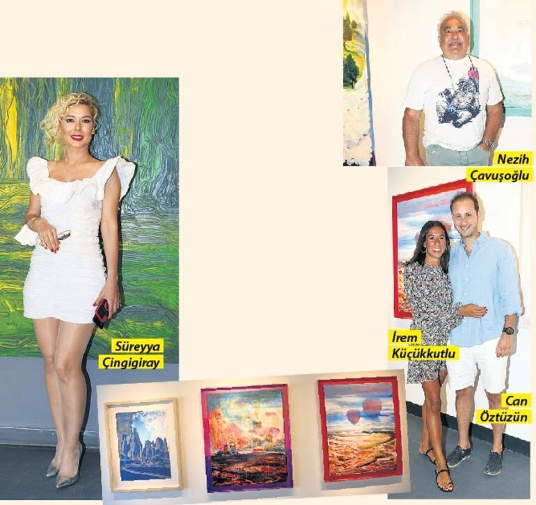 Bodrum'da sanat buluşması
