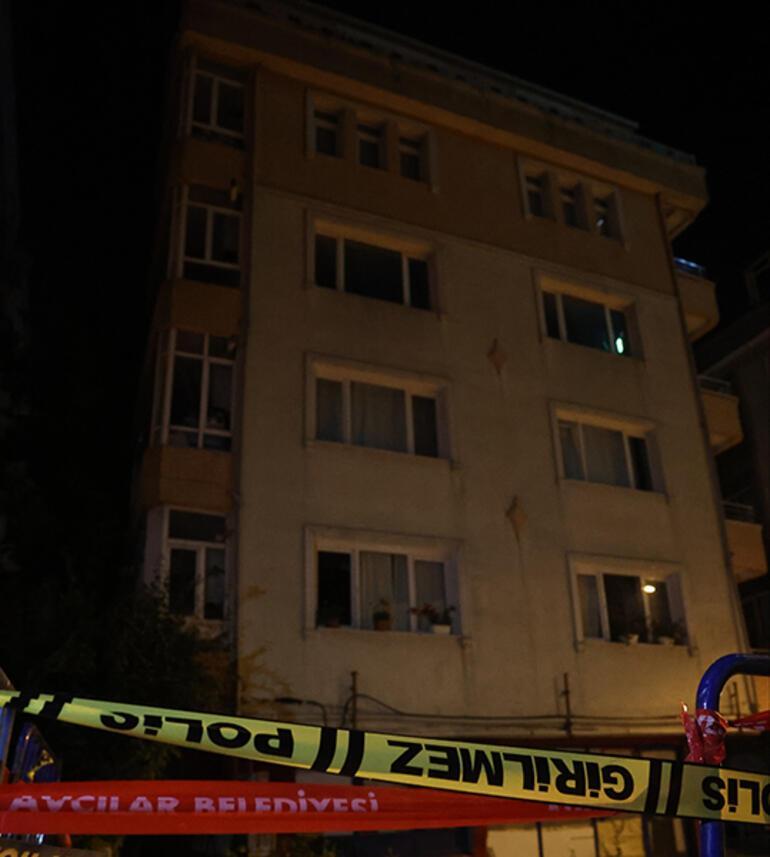 İstanbulda korku dolu gece Kolonlar çatladı, tahliye edildi