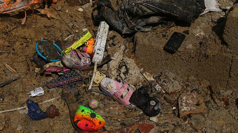 Konyada yangın faciası 3 kardeşten geriye acı hikayeleri kaldı