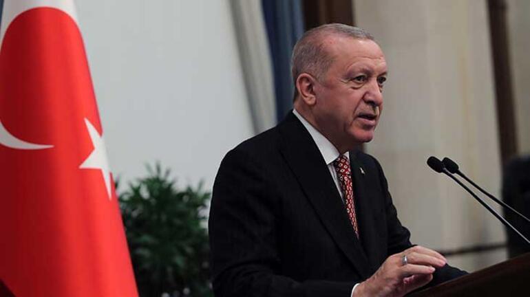 Son dakika Cumhurbaşkanı Erdoğandan 2023 seçimleri mesajı