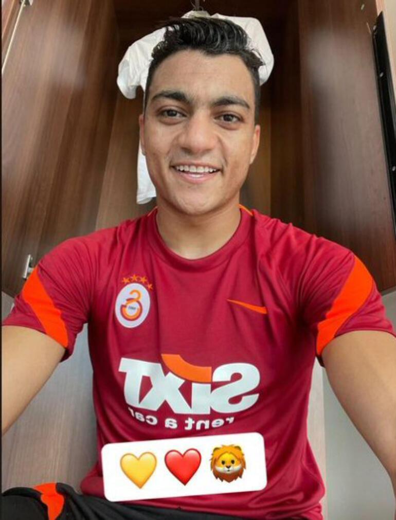 Son dakika - Galatasaraya Mostafa Mohamed müjdesi