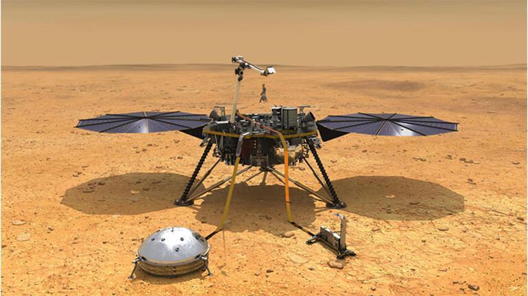 NASAnın Marstaki aracından üzücü haber geldi