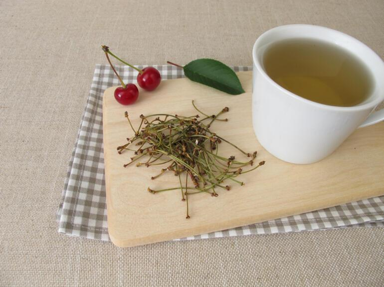 Kiraz Sapı Çayı Faydaları Nelerdir Kiraz Sapı Çayı Nasıl Yapılır, Ne İşe Yarar