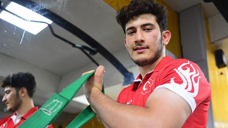 Şampiyon, Bakan Varan ile bilek güreşi yapacak