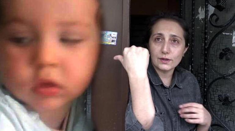 Avcılarda balkon faciası 1 yaşındaki Lina düşerek öldü