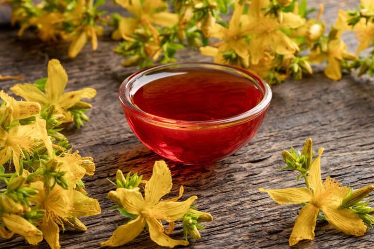 Sarı Kantaron Yağı Faydaları Nelerdir Sarı Kantaron Yağı Nasıl Yapılır ve Kullanılır