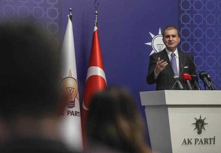 Son dakika: AK Parti Sözcüsü Ömer Çelikten Kılıçdaroğluna Katar tepkisi