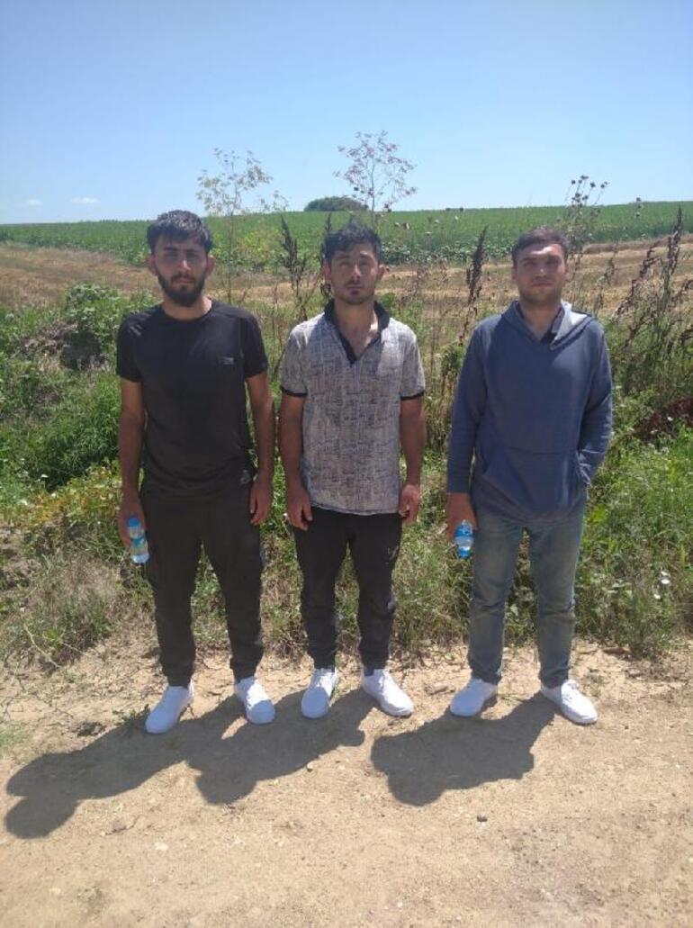Çırılçıplak soyup Türkiyeye gönderdiler