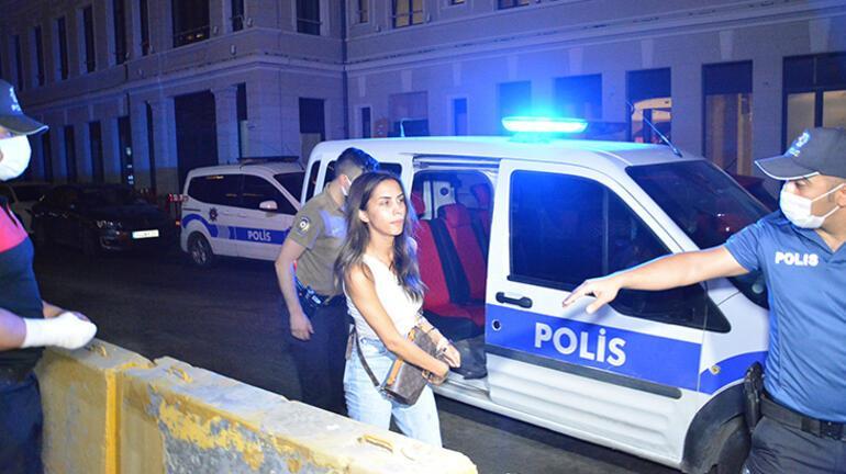 Olaylı gece Oyuncu Ayşegül Çınarın eski sevgilisi 12 kişiyi bıçakla yaraladı