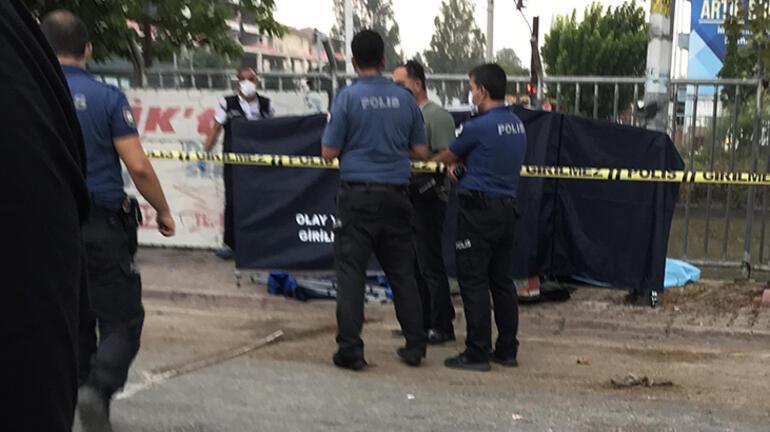 Adanada korkunç olay Sulama kanalında ceset bulundu