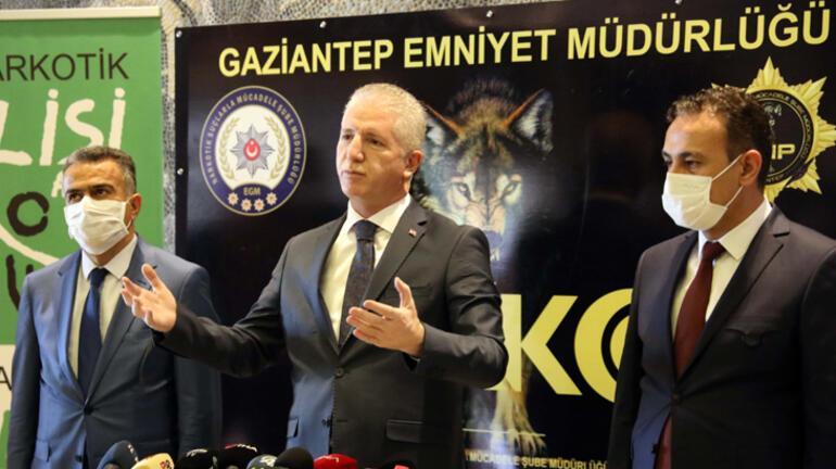 Cumhuriyet tarihinin bir seferde en büyük narkotik operasyonu: 253 gözaltı
