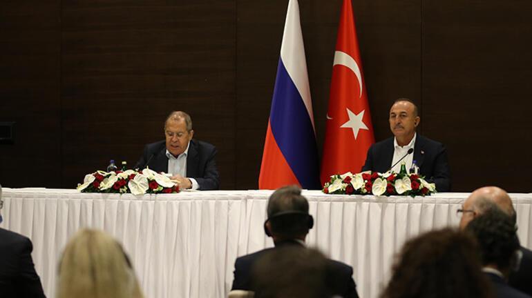 Son dakika... Bakan Çavuşoğlu ve Rus mevkidaşı Lavrovdan Kanal İstanbul açıklaması
