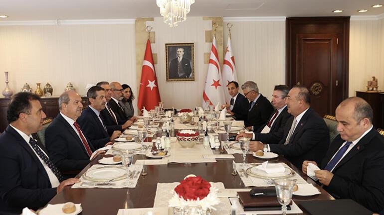 Bakan Çavuşoğlundan flaş KKTC açıklaması: Bu zihniyeti artık yok sayıyoruz