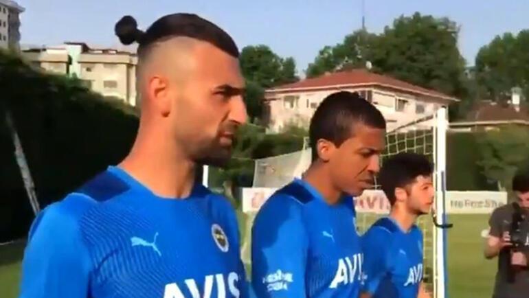 Son dakika - Fenerbahçe yeni sezonu açtı İşte takımın başındaki isim