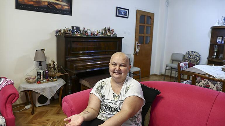 9 kez kanseri yendi Yaşadıklarını anlattı