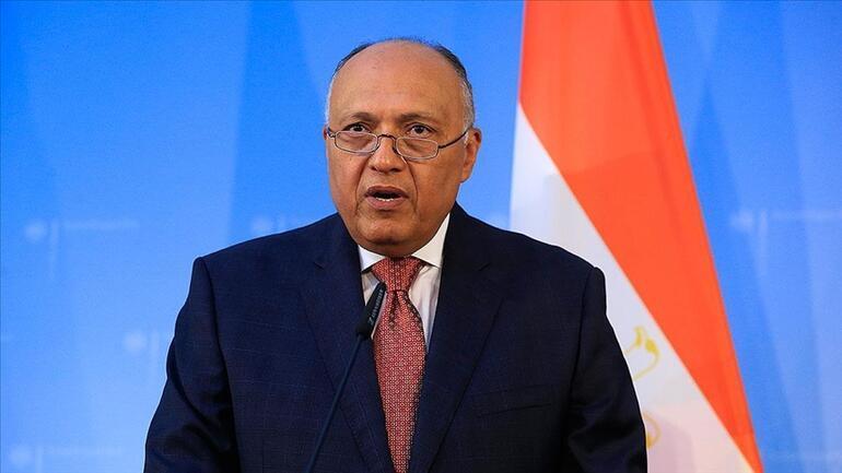 Son dakika... Mısır Dışişleri Bakanından Türkiye ile ilişkileri normalleştirme açıklaması