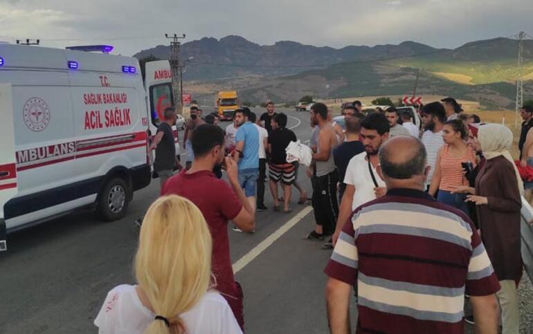 Korkunç Metrelerce sürüklendi: Kolu koptu
