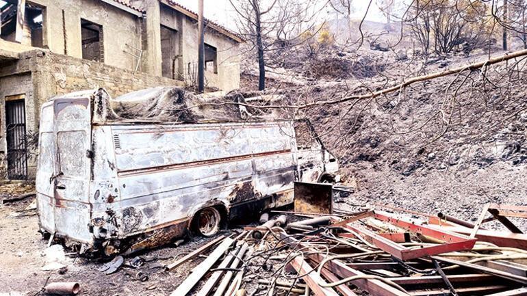 Felakette bile Türk yardımını reddettiler