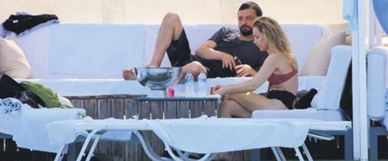 Vildan Atasever ile Mehmet Erdemin barışma tatili