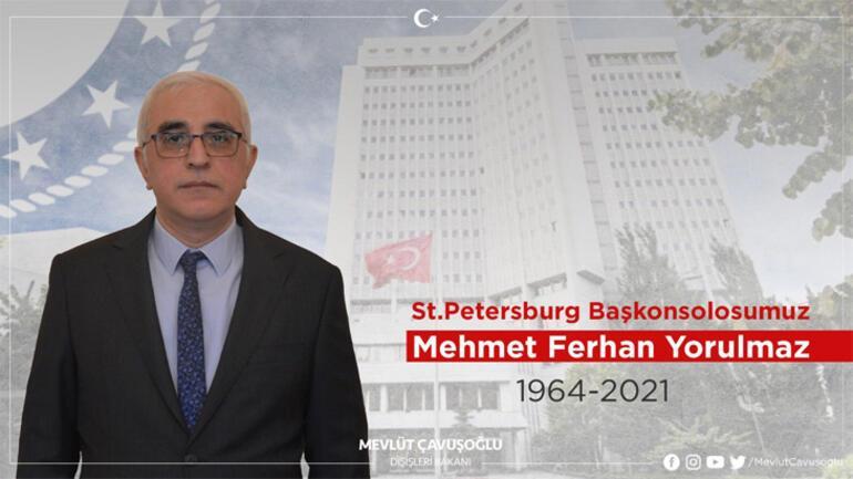Son dakika... Türk Başkonsolos Yorulmaz yaşamını yitirdi