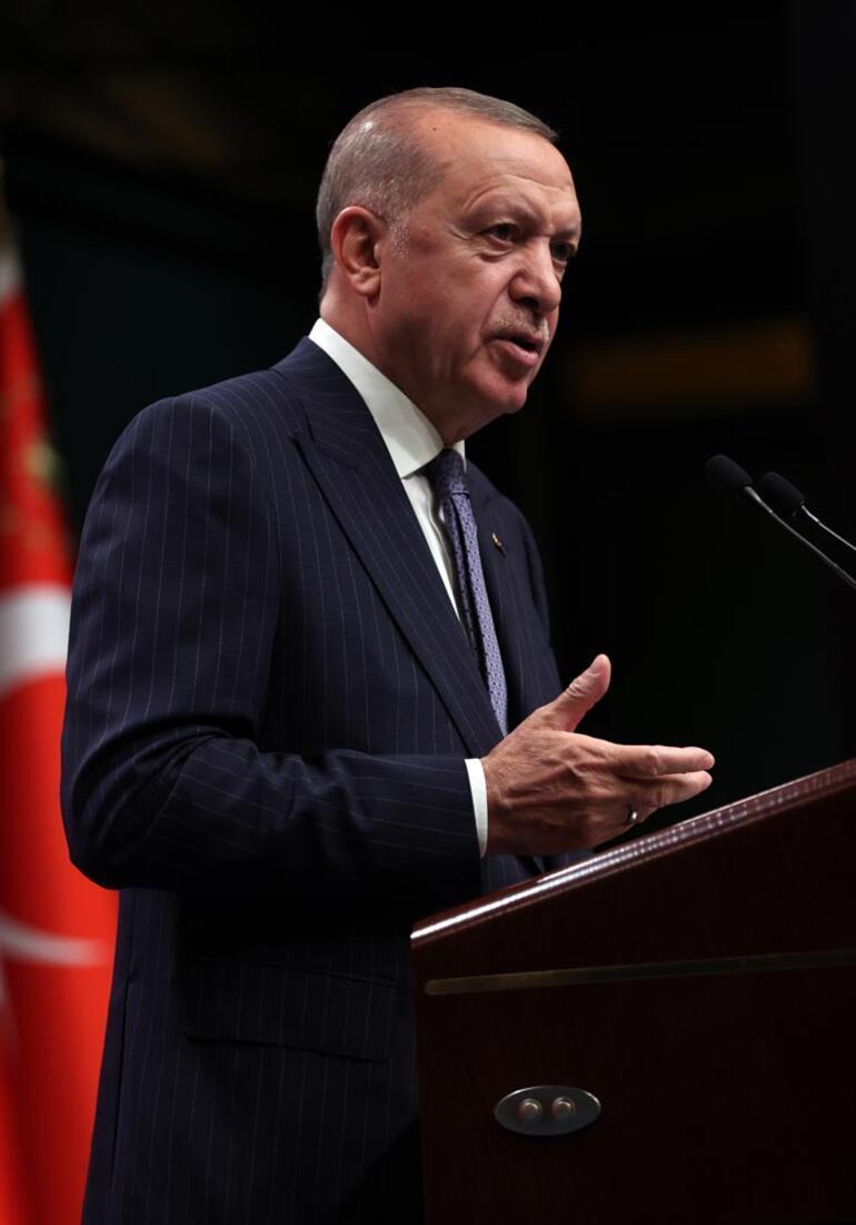 Son dakika: Cumhurbaşkanı Erdoğan bayram öncesi güzel haberi verdi