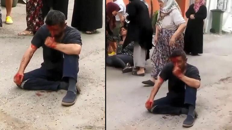 5 yaşındaki kıza taciz Mahalleli tekme tokat dövdü