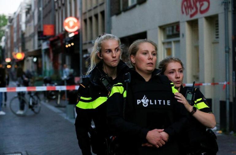Ajanslar son dakika duyurdu Hollandalı gazeteci sokak ortasında vuruldu