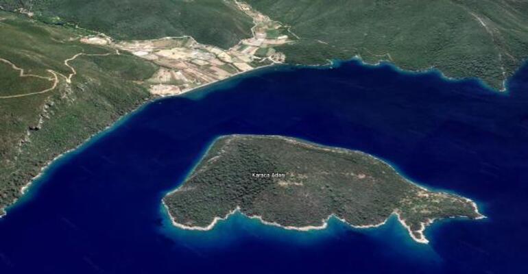 Karaca Adası 225 milyon TLye alıcısını bekliyor