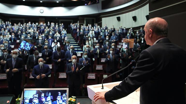 Son dakika Cumhurbaşkanı Erdoğandan yeni destek sinyali