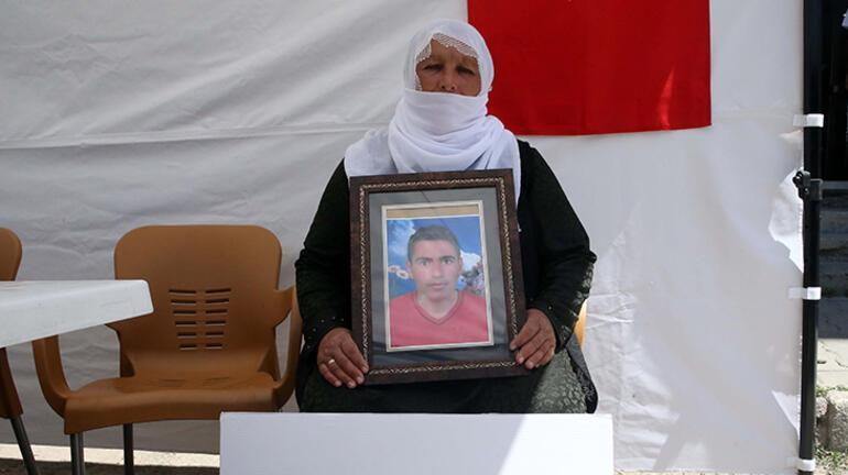 PKKnın elinden evladı kurtarılan anne, diğer ailelere umut oldu