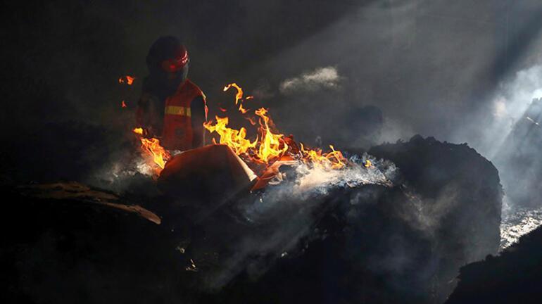 Son dakika: Fabrikada korkunç yangın 49 kişi yanarak öldü