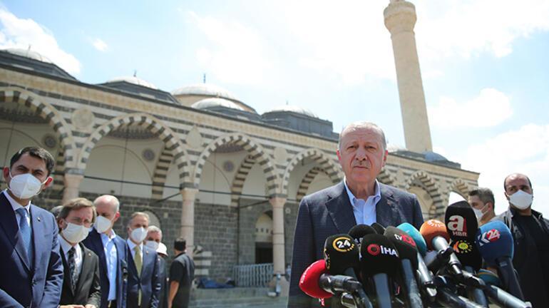 Son dakika haberi: Cumhurbaşkanı Erdoğandan flaş bayram tatili açıklaması