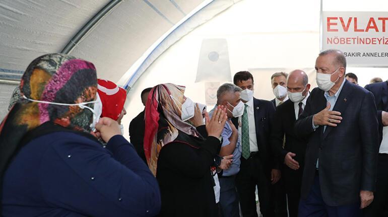 Cumhurbaşkanı Erdoğanın ziyareti, Diyarbakır annelerinin umudunu artırdı
