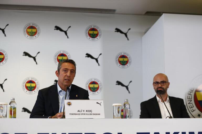 Son dakika haberi - Fenerbahçe'nin yeni resmi sponsoru PUMA, 2021/2022 sezonu formalarını tanıttı