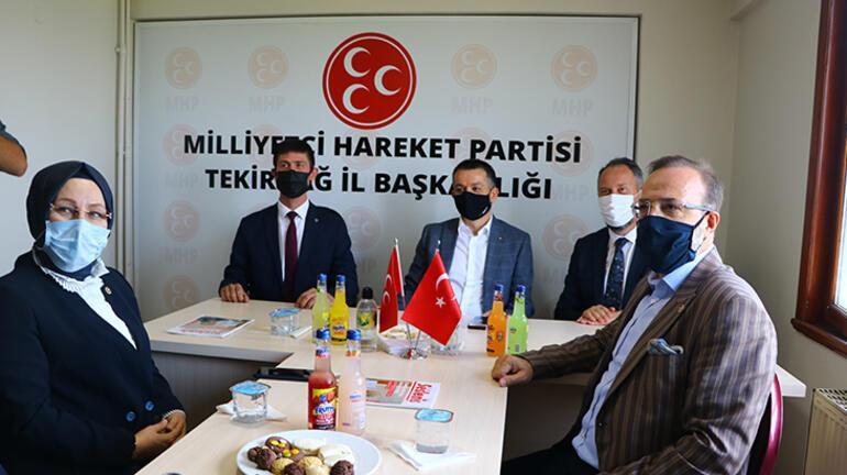 Bakan Pakdemirli: Türkiye dünyanın en iyi projelerini yapmaya muktedirdir