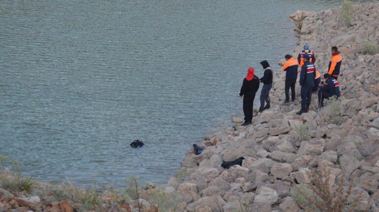 Afyonkarahisarda sulama göletine giren 2 kardeş boğuldu