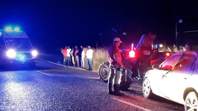 Manisada trafik kazası 5 yaralı