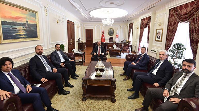 AK Partili Şahin: Yeni adliye binamızı 2023 yılında Gölbaşımıza kazandırmış olacağız